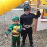 Boys Halloween